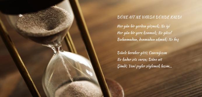 Zamanın Önemi